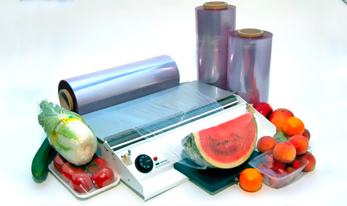 Pelicula PVC (Vitafilm grado alimenticio)